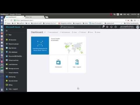 Create your first Linux virtual machine in the Azure portal and SSH using Public Ip