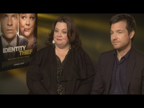 Identity Thief: Melissa McCarthy on how not to laugh on set