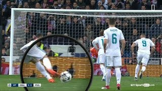Cristiano Ronaldo Magical Penalty vs PSG (impossible!!!)- is Ronaldo A Magician ?