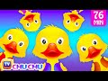 Five Little Ducks And Many More Numbers Songs Number Nursery