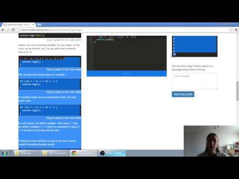 Web developerská škola, časť 26: JavaScript - Cyklus for