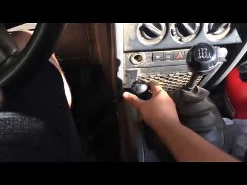 Rubicon Shift Lever/Linkage Fix for Unoperational 4wd/4low Simple How to Instructions