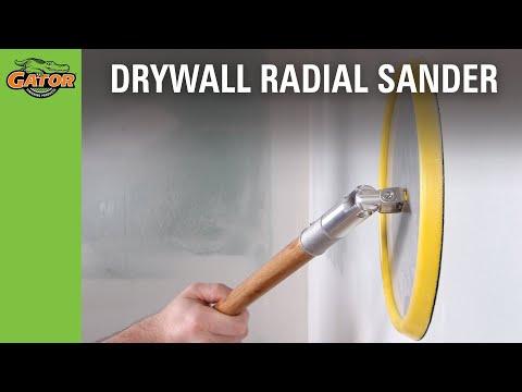 Gator Radial Drywall Sander