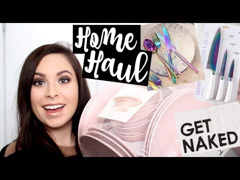 Home Decor/Moving Out Haul! Kitchen Supplies & More