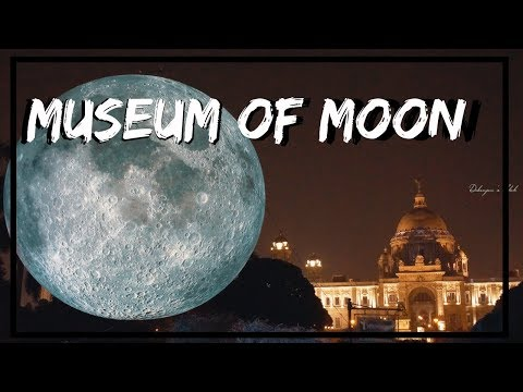 Museum of the MOON in Kolkata | World Tour