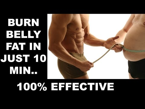 BURN BELLY FAT FAST AT HOME  | 100% EFFECTIVE