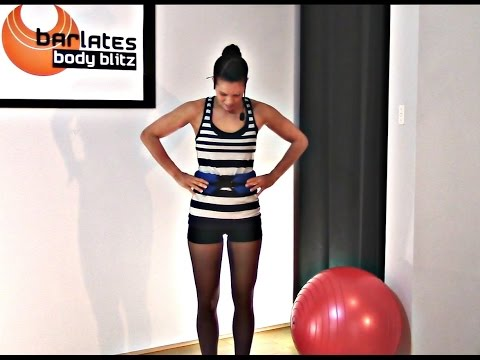 How To Make your own Weighted Belt or Weighted Vest out of Ankle Weights BARLATES BODY BLITZ