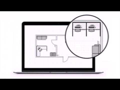 Floor Plan With Microsoft Office