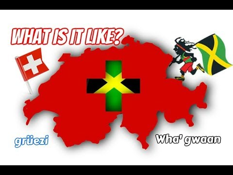 Life of A Jamaican In Switzerland