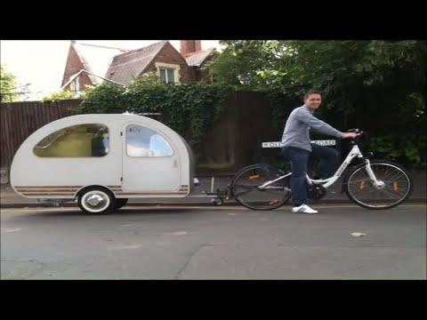 World's Smallest Caravan
