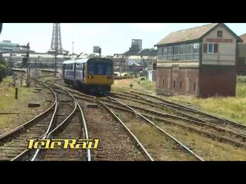 Telerail in the Cab Volume 13 York to Blackpool North