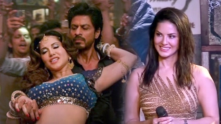 Sunny Leone REACTS On Working With Shahrukh Khan At Raees Movie