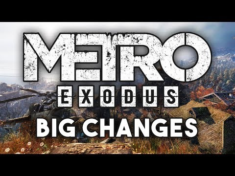 How Metro Exodus is Changing for the Better!