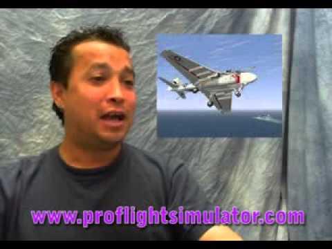pro flight simulator