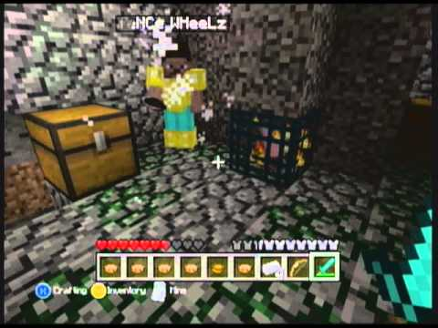 *NEW* How To Find A Mob Spawner in Minecraft (XBOX 360) EDITION! + Tips