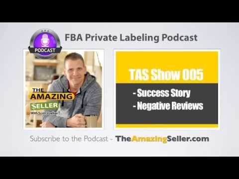 How To Remove Neg Reviews Left By Amazon Competitors – Interview With Troy Peterson - TAS Show Ep. 5