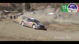 WRC Rally Guanajuato México 2018