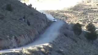TEST  WRC jani mati latvala volkswagen polo 2015