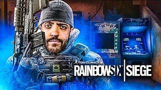 Rainbow Six Siege - Smoke - O Operador Fumeta Op