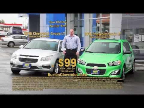 Burien Chevrolet - Choices