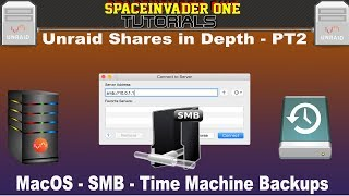 Time Machine Share on Unassigned Drive - 2 & half minute