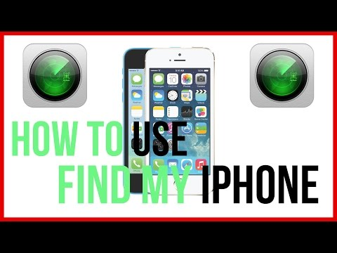 How To Use Find My iPhone To Locate Your Lost Device - Find My iPhone Tutorial