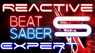 Beat Saber Custom Song - Expert - Reactive [ncs Release] #beat_saber #reactive #calllok