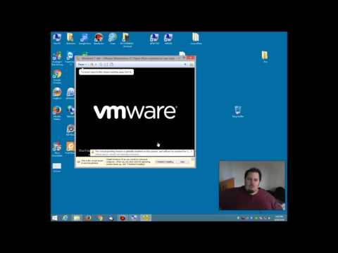 Installing Windows on a Virtual Machine