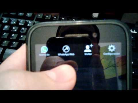 WhatsApp Web desde Blackberry