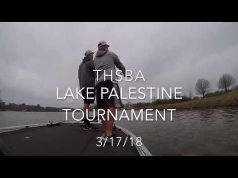 THSBA Lake Palestine Tournament (Top 10 Finish)