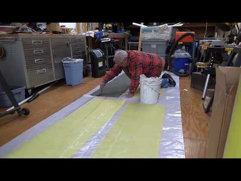 Concrete Skirting for Sheds and Decks