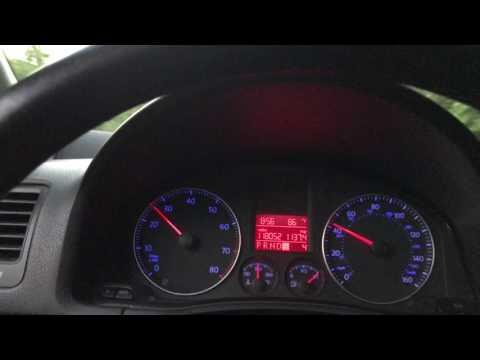 MKV 2.0 TSI turbo flutter sound