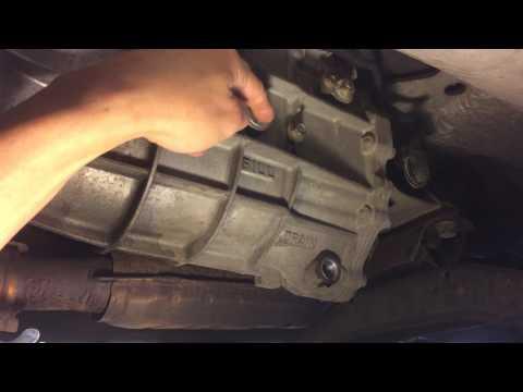 2003 Ford Ranger Manual Transmission oil change