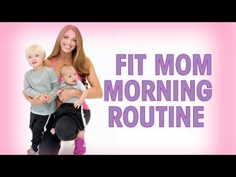 Sneak Peak: Fit Mom Morning Routine