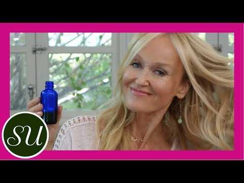 DIY Recipe: Shampoo For Thinning Hair | How To Grow Thicker Hair