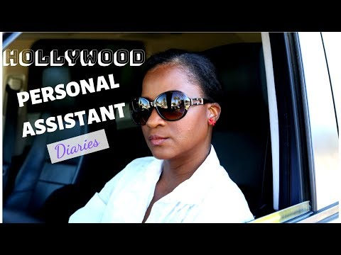 A Day In The Life Of A Personal Assistant - Vlog Series