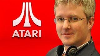 I Interview The Journalist That Atari Attacked (Kieren McCarthy Interview)