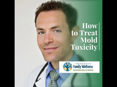 How to Treat Mold Toxicity