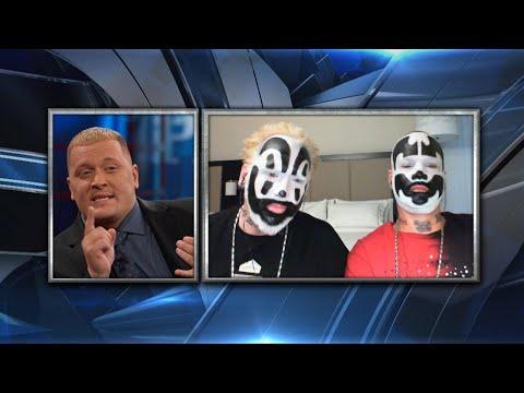 What Insane Clown Posse's Violent J Tells Aspiring 'Murder Rapper' King Krimzon About His Act