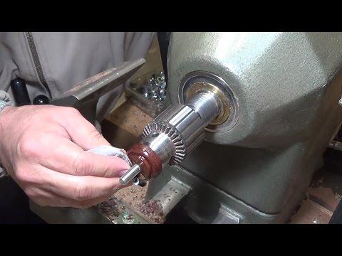 Bottle Stopper Drill Chuck Mandrel