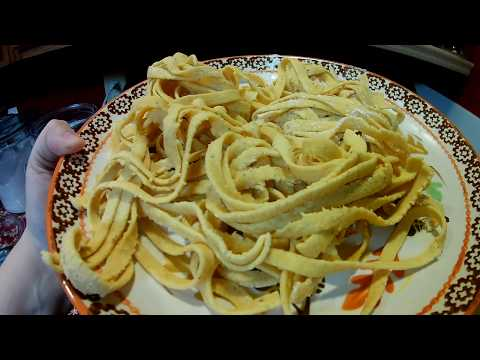 How to Make Pumpkin Sage Pasta/ Philips Pasta Maker