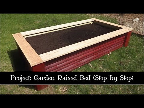 DIY: Raised Bed Construction (Step by Step)