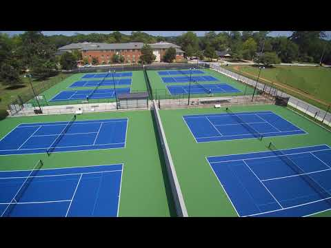 Oxford Emory Tennis Courts