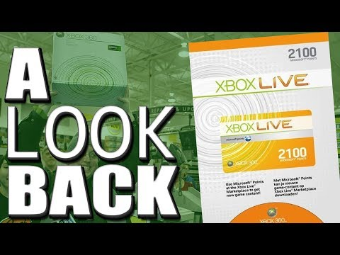 Xbox Live Marketplace - A LOOK BACK