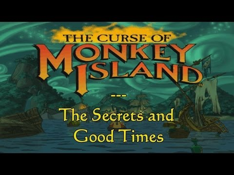 The Curse of Monkey Island - The Secrets - HD