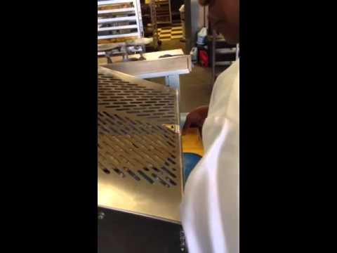 Jamaican patties Production Machine