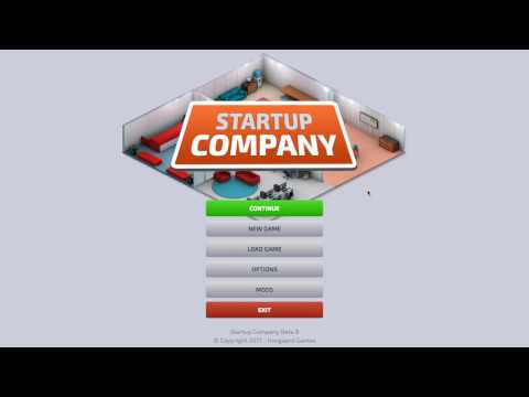 Startup Company - EP1 - Beta 8.8 (Let's Play)