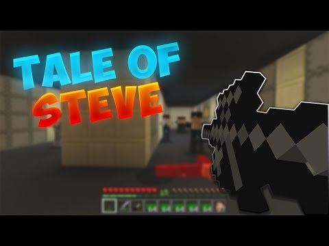 ROBBING A BANK - Tale Of Steve - Minecraft Pocket Edition Adventure Map