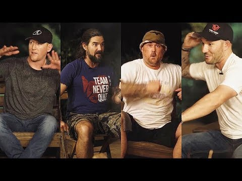 Navy SEAL Training Stories | Marcus Luttrell, Rob O'Neill, Shawn Ryan, David Rutherford & The Wizard