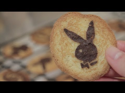 Chocolate Playboy Tuiles